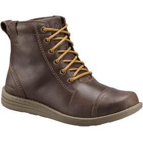 "Columbia Irvington 6"" LTR Boot WP Scarpe Uomo marrone"
